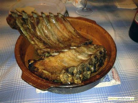 costillas de cerdo al horno de lena