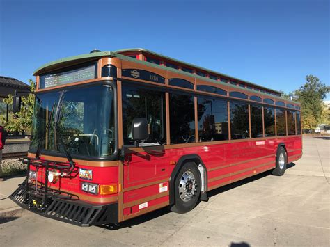 Trolley Bus Begins Service in Davis County