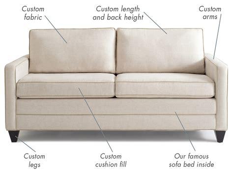 Custom Sofa Bed Custom Made Sofas Harrington Galleries San