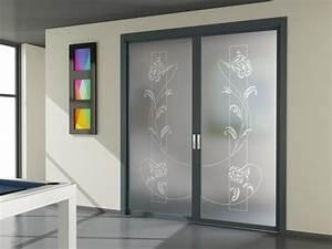 Porte Coulissante à Galandage : porte coulissante galandage flat f1 by foa ~ Dailycaller-alerts.com Idées de Décoration
