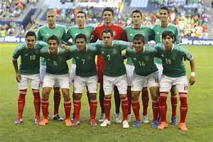 Mexico Olympic Men's Soccer Team 2012: Updated News ...