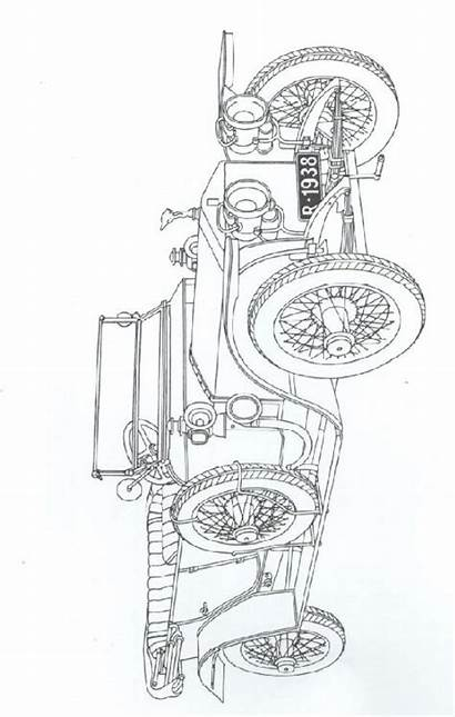 Coloring Pages Classic Cars Adult Fun Coches