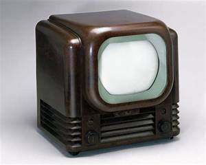 When Was the First Television Made?