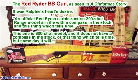 My Red Ryder Bb Gun (as Seen In A Christmas Story