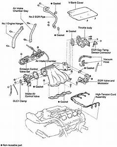I Am Trying To Replace The Plugs In A 1995 Toyota Camray