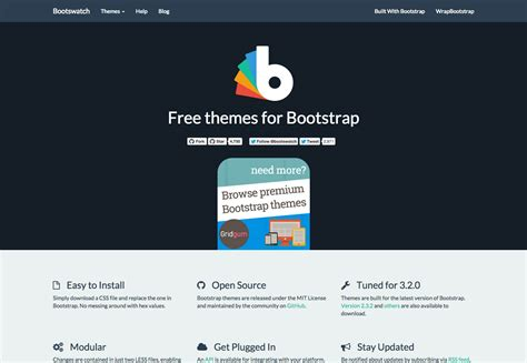 How To Install Bootstrap Template by The Ultimate Guide To Bootstrap Webdesigner Depot