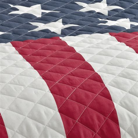 tommy hilfiger americana quilt  beddingstylecom