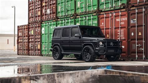 Mercedes AMG G Class G Wagen 5K Wallpaper | HD Car ...