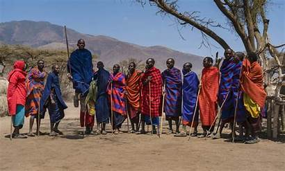 Maasai Tribe Masai Tanzania Facts Warriors Kenya