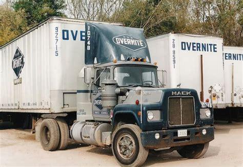 legendary overnite transportation founder  harwood