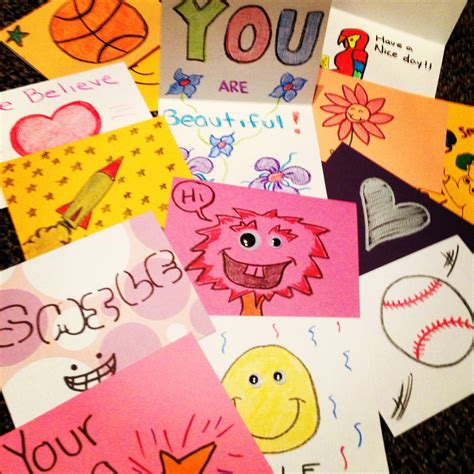 Cards For Hospitalized Children  Impact 52