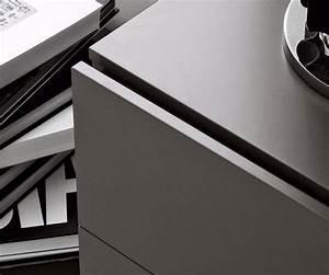 Griffe Für Schränke Schubladen : novamobili nachttisch easy 2 schubladen ohne griffe ~ Orissabook.com Haus und Dekorationen