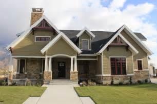 Home Design Exterior Color Schemes Front Exterior Craftsman Exterior Salt Lake City By Joe Carrick Design Custom Home Design