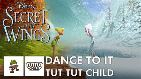Tinker Bell And The Secret Of The Wings Music Video Dance