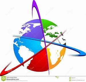 World logo stock vector. Illustration of environment ...
