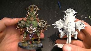How To Paint  Foetid Bloat Drone  No Airbrush