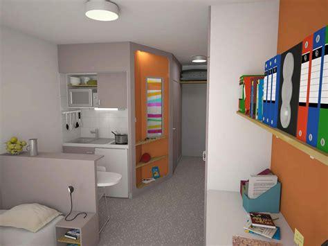 louer chambre lyon résidence exupery crous de lyon
