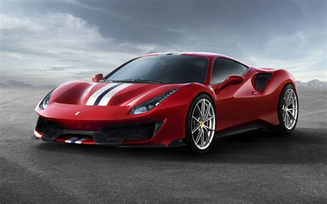 2018 Ferrari 488 Pista 4k Wallpapers  Hd Wallpapers Id