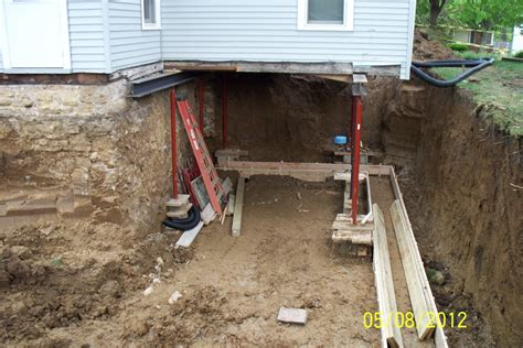 Beautiful Digging A Basement #7 Digging Out Crawl Space
