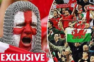Euro 2016  Wales Supporters Mock England After Marseille Violence