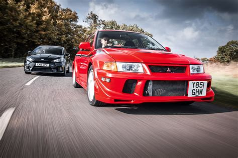 new mitsubishi evo icon buyer new ford focus rs vs used mitsubishi evo vi by
