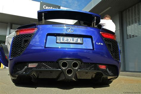 lexus lfa exclusive   scenes video