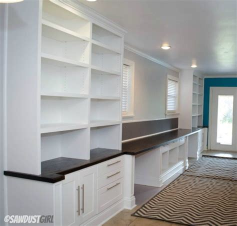 Built In Desk Cabinets by Built In Office Cabinets