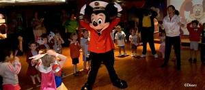 Disney Cruise Line Youth Clubs Aboard The Wonder ...