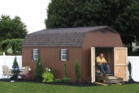 buy storage sheds and garages long island ny