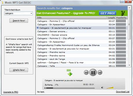 music mp3 telecharger application