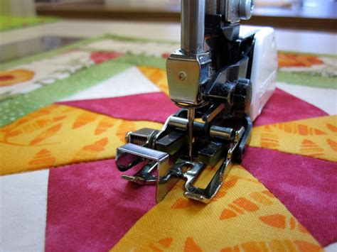 stitch in the ditch quilting how do i quot stitch in the ditch quot
