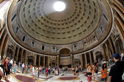 cupola pantheon roma pantheon a photo from rome lazio trekearth