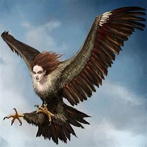 Greek Mythology: Harpies