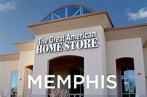 Store locator great american home store memphis tn for American home furniture warehouse locations