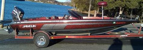 Javelin Boat Seats by Javelin