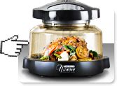 nuwave oven    tv infrared cooker nuwaveovencom cooking recipes cooking recipes