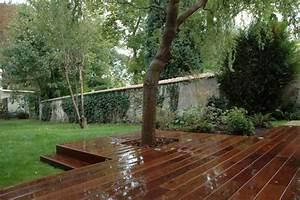 jardin et terrasse particulier aquarelle decoration With photo de jardin de particulier 3 jardin particulier aquarelle decoration