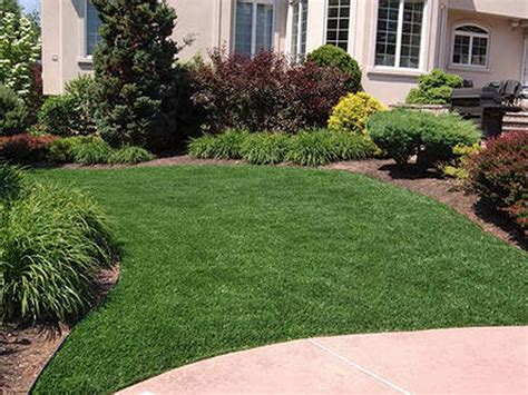 artificial grass landscaping ideas best artificial grass lawrenceburg tennessee lawns front