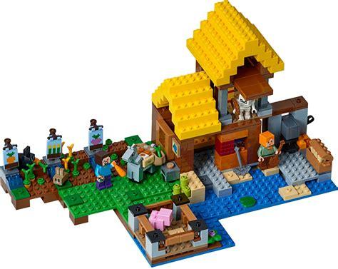 größtes lego set nouveaut 233 s lego minecraft 2018 voici les premiers