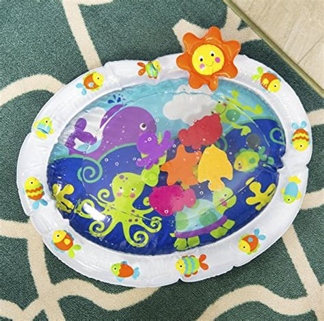 water play mat earlyears fill n water play mat for tummy time buy