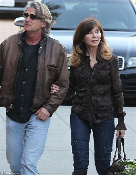 Dallas star Victoria Principal, 61 , looks youthful in Malibu   Daily Mail Online