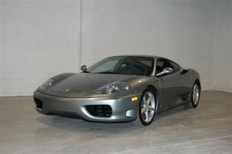 Any of you has the test of the 360 modena from quattroruote? 2001 Ferrari 360 MODENA COUPE for sale in Cockeysville MD from EuroStar Auto Gallery
