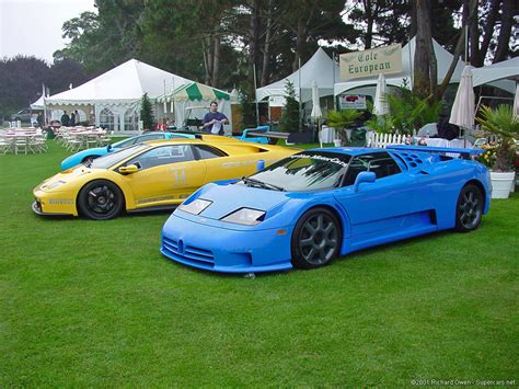 Eb stands for ettore bugatti, and 110 for his 110th birthday. 1992 Bugatti EB110 SS Gallery | Gallery | SuperCars.net