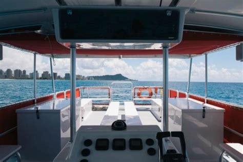 Hawaii Glass Bottom Boat Oahu by Hawaii Glass Bottom Boats Honolulu Omd 246