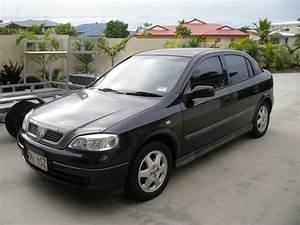 2000 Holden Astra Cd - Sjracing