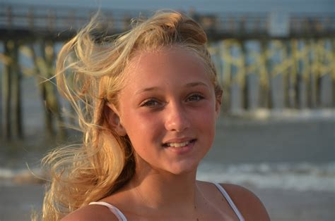 Taylor Eddy Miss Junior Flagler County Contestant