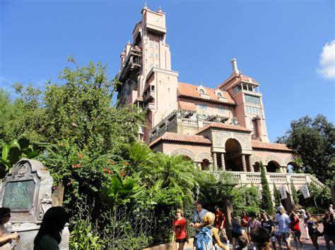 gabes chronicles  disney world tower  terror