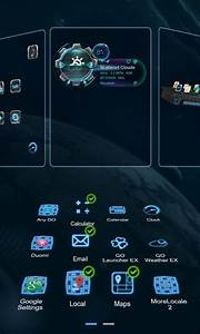 Download Future Next Launcher 3D Theme for android, Future ...