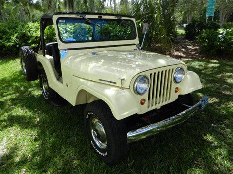 jeep kaiser cj5 1966 willys kaiser jeep cj5 4x4 willys cj5 pinterest