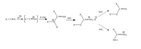 Carboxylic Acids And Nitriles